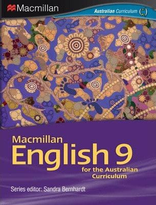 Macmillan English 9 for Australia Curriculum