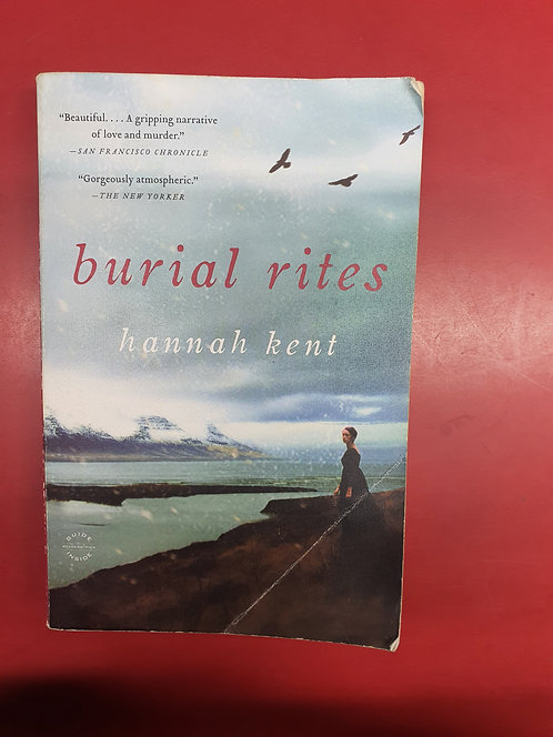 Burial Rites (SECOND HAND)