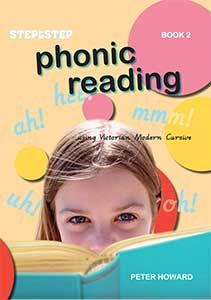 Step by Step Phonic Reading 2 VIC