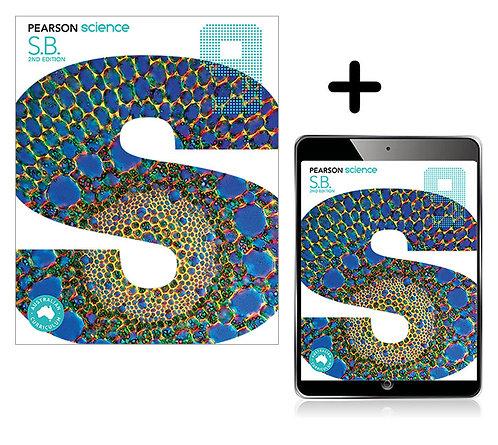 Pearson Science 9 2E SB/EB/LBS (PRINT + DIGITAL)