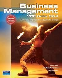 Business Management Units 3&4 2E