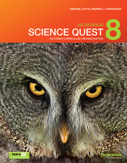 Jacaranda Science Quest 8 Victorian Revised & LearnON + AssessON Value Pack