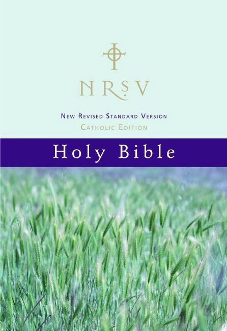 NRSV Holy Bible Catholic Edition (H/B)