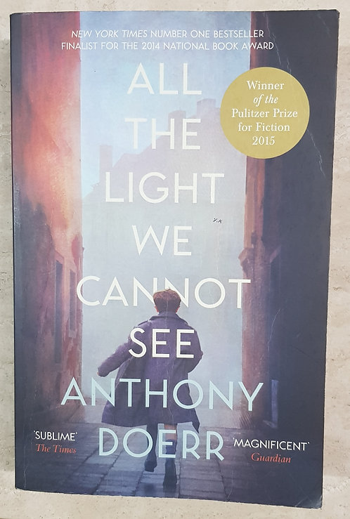 All the Light We Cannot See (SECOND HAND)