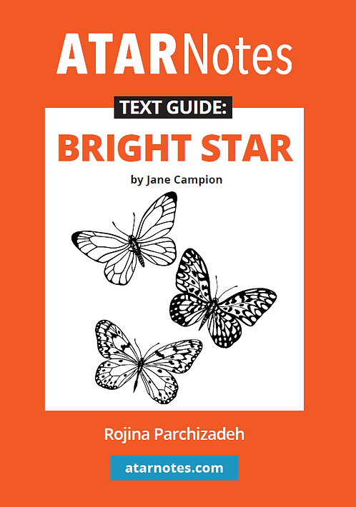 ATARNotes Text Guide: Bright Star