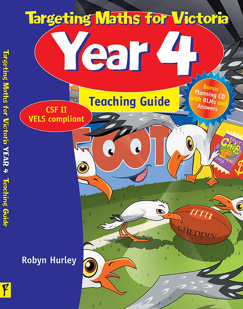 Targeting Maths for Victoria Year 4: Teaching Guide