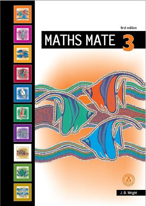 Maths Mate 3 Student Pad 1E