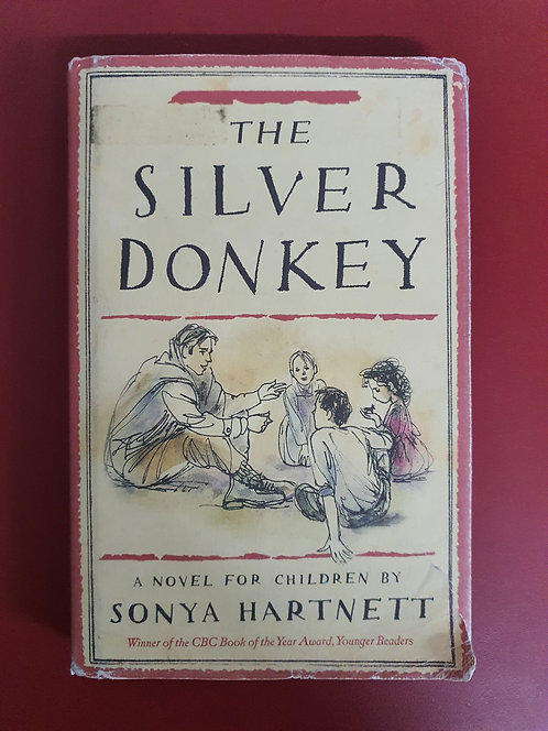 The Silver Donkey (SECOND HAND)