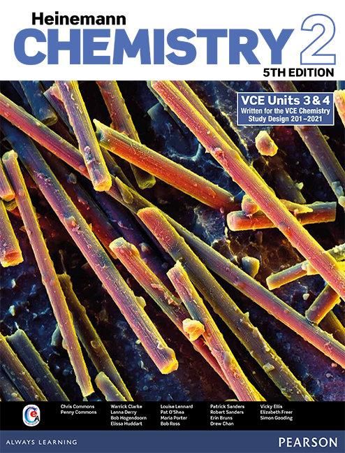 Heinemann Chemistry 2 Student Book with Reader+ 5E (PRINT + DIGITAL)