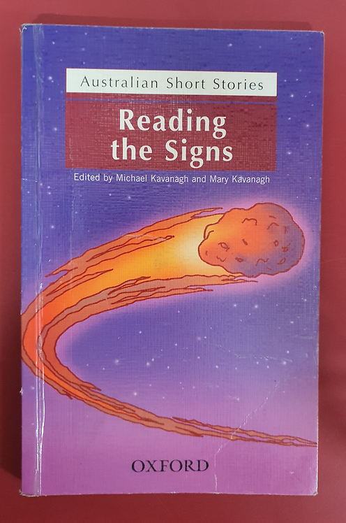 Australian Short Stories: Reading the Signs (SECOND HAND)