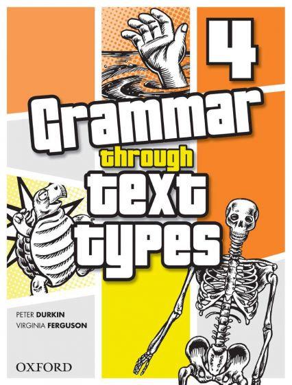 Grammar Through Text Types Book 4