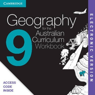Geography for the Australian Curriculum Year 9 Workbook (DIGITAL)