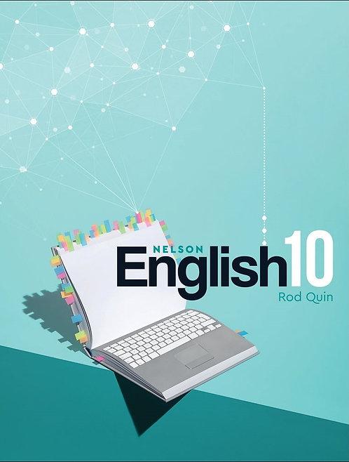 Nelson English 10 (PRINT + DIGITAL)