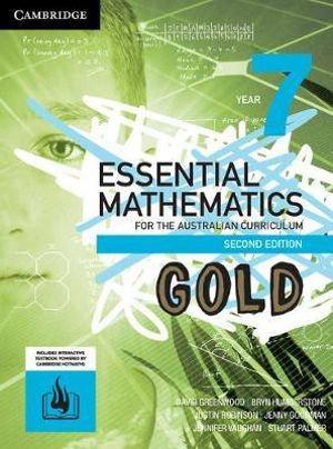 Essential Mathematics GOLD for the Australian Curriculum 7 2E (PRINT + DIGITAL)