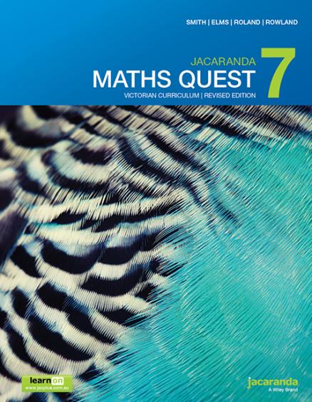 Jacaranda Maths Quest 7 Revised Victorian Curriculum (PRINT + DIGITAL)