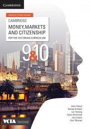 Cambridge Money, Markets & Citizenship Victorian Curriculum (DIGITAL)
