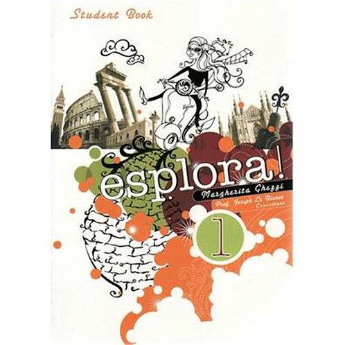 esplora! Level 1: Student Book