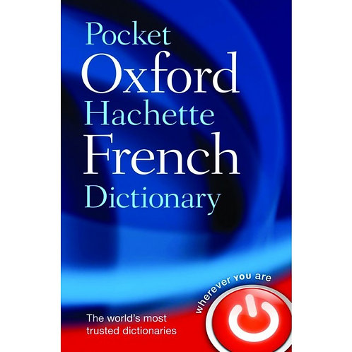 Pocket Oxford-Hachette French Dictionary 4E