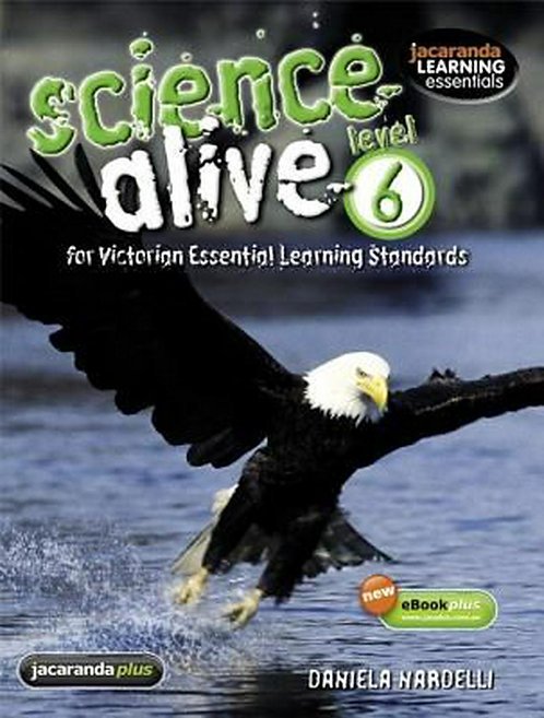 Science Alive VELS Level 6