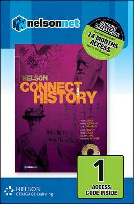 Nelson Connect with History Year 9 Australian Curriculum 1 Access Code (DIGITAL)