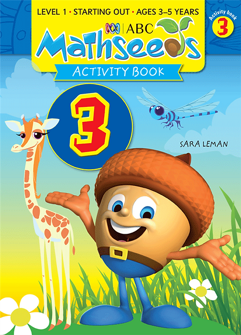 ABC Mathseeds Activity Book 3
