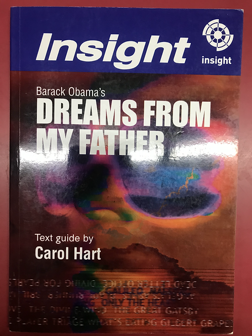 Insight: Dreams From My Father (SECOND HAND)