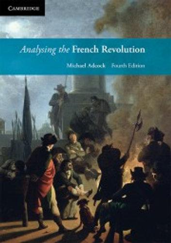 Analysing the French Revolution 4E (DIGITAL)