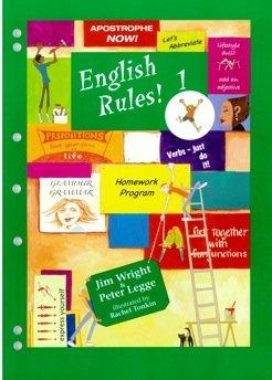 English Rules! 1 Homework Program Student Book 2E