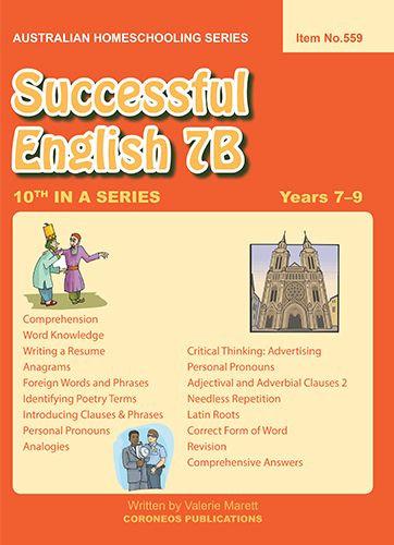 Successful English 7B (Years 7-9) (Item no. 559)