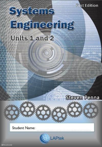 Systems Engineering 2019 - 2023 Units 1&2 Workbook