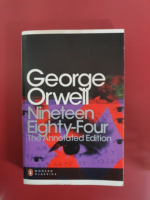 Nineteen Eighty Four: The Annotated Edition (Second Hand)