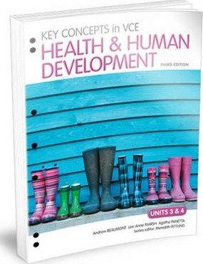 Key Concepts in VCE Health and Human Development Units 3&4 Flexisaver & eBookPLU