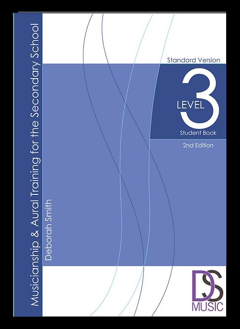 Musicianship & Aural Training for the Secondary School Level 3 2E Standard