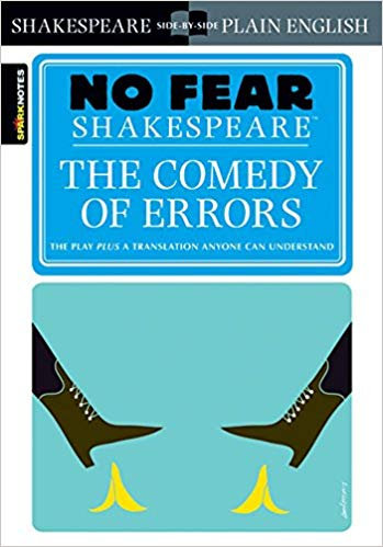 No Fear Shakespeare The Comedy of Errors
