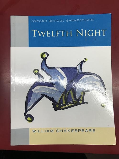 Oxford School Shakespeare: Twelfth Night (SECOND HAND)