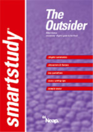 NEAP Smartstudy Guide: The Outsider