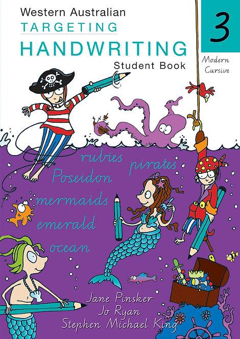 Targeting Handwriting: WA Year 3 Student Book