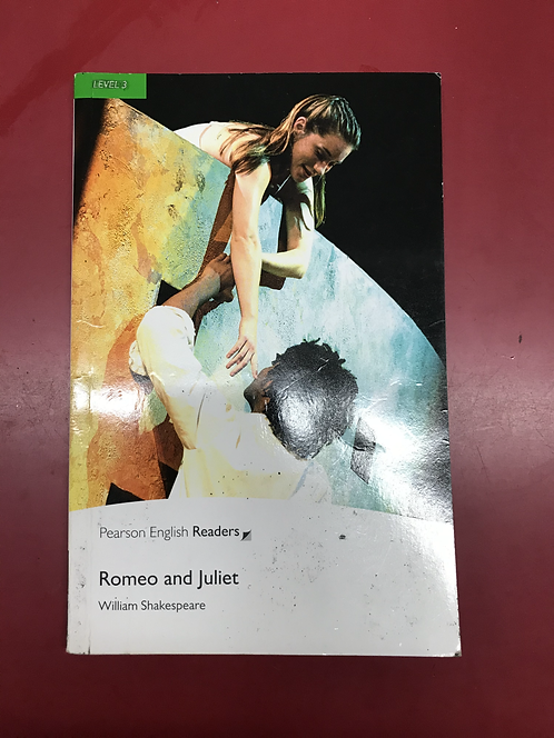 Pearson English Readers: Romeo and Juliet (SECOND HAND)