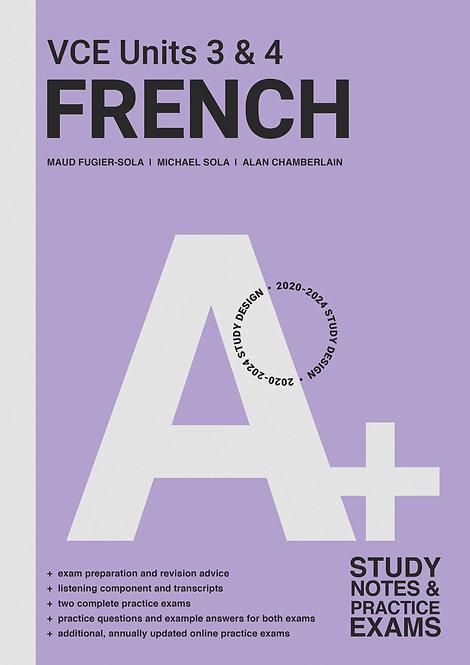 A+ French Exam Units 3&4 2E