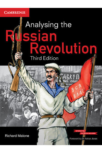 Analysing the Russian Revolution 3E (PRINT + DIGITAL)