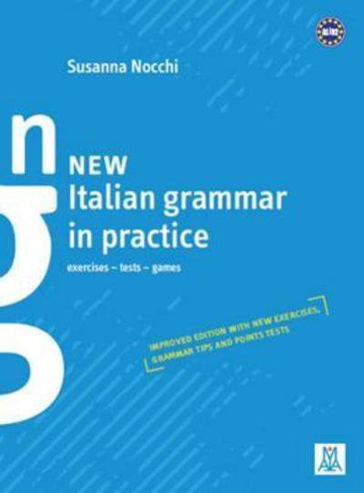 New Italian Grammar in Practice A1-B2