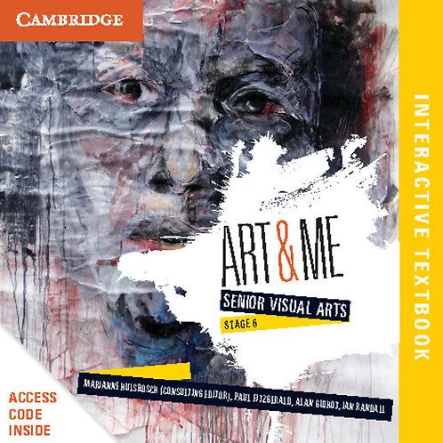 Art and Me Cambridge Senior Visual Arts (Stage 6) (DIGITAL)