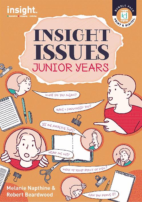 Insight Issues Junior Years (DIGITAL)