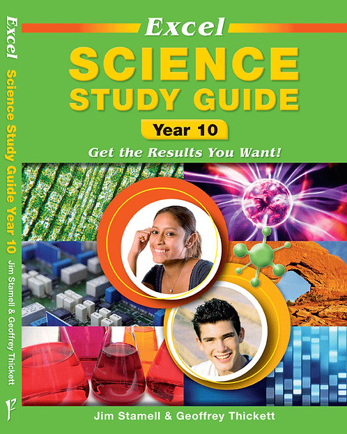 Excel Study Guide: Science Year 10