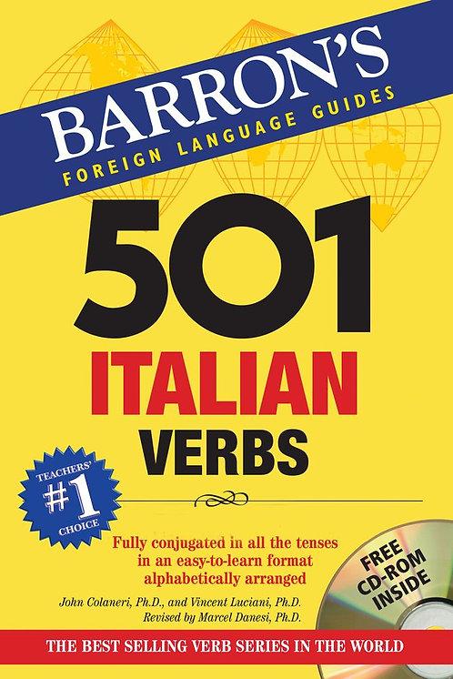 501 Italian Verbs 4E