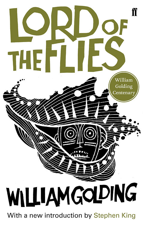 Lord of the Flies with an introduction by Stephen King