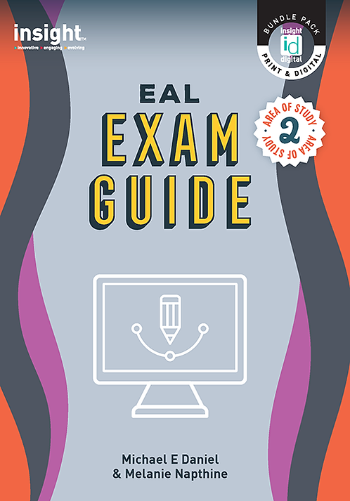 Insight EAL Exam Guide - Area of Study 2 (PRINT + DIGITAL)