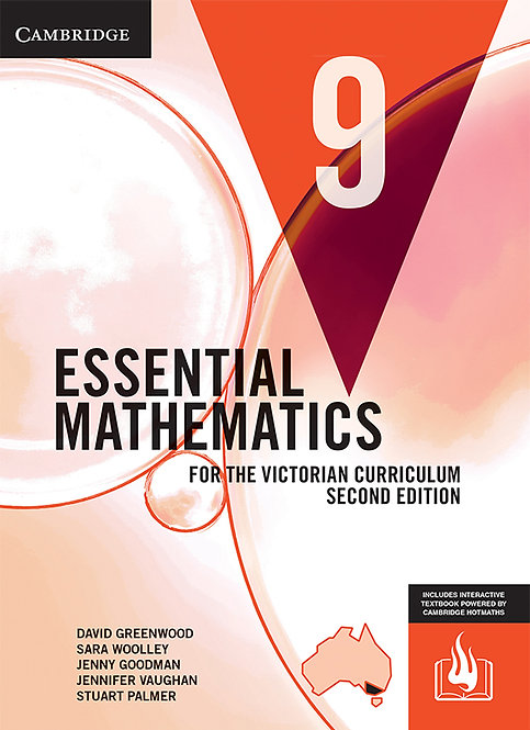 Essential Mathematics for the Victorian Curriculum Year 9 2E (DIGITAL)