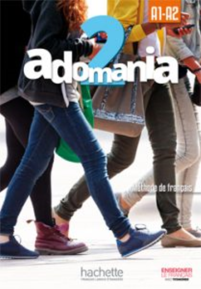 Adomania 2/A1-A2 Student Pack English version (PRINT + DIGITAL + WORKBOOK)