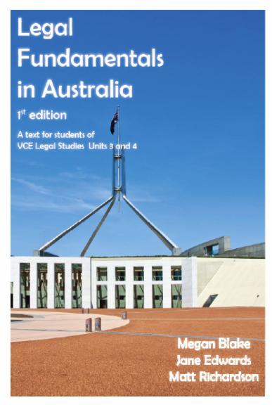 Legal Fundamentals in Australia (PRINT)